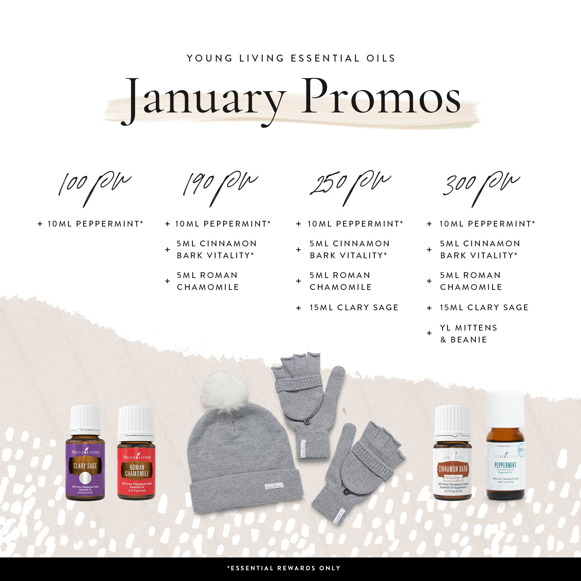 Young Living January Spotlight