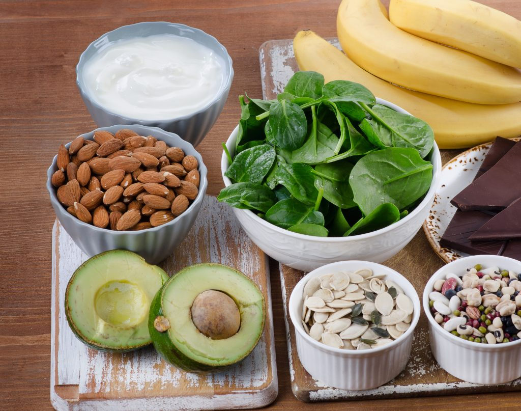 foods for magnesium deficiency